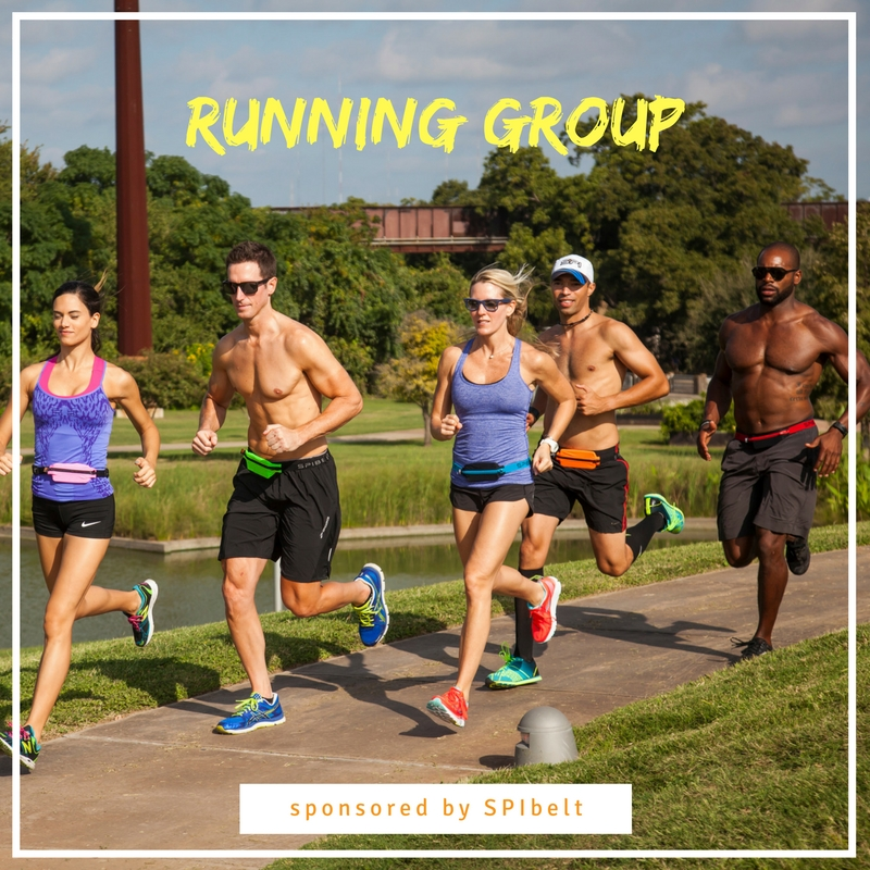 SpiBelt running group